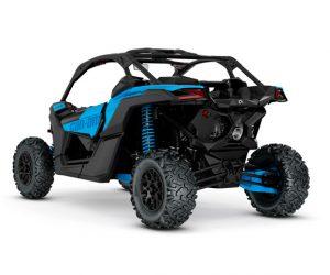 CanAm Maverick X3 Ds Turbo
