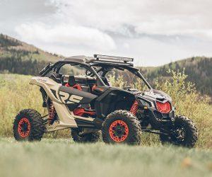 CanAm Maverick X3 Xrs Turbo RR
