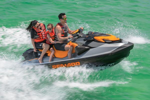 Sea-Doo GTI SE 170 entra para o ranking TOP 50 da indústria náutica