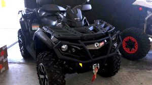 Can-Am, Outlander Max Limited, 1000R, Rotax V-Twin, Quadriciclo, ATV, off-road